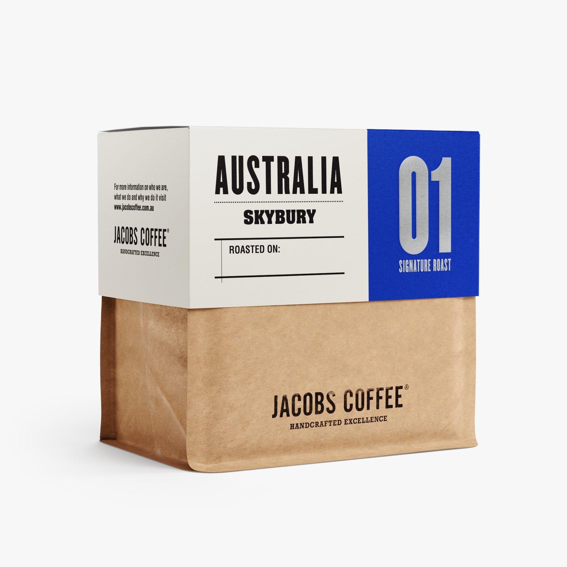 coffee packaging design Jacobs pack01