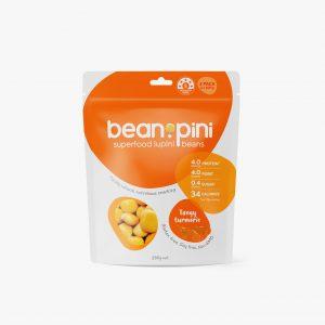 superfood packaging design Beanopini