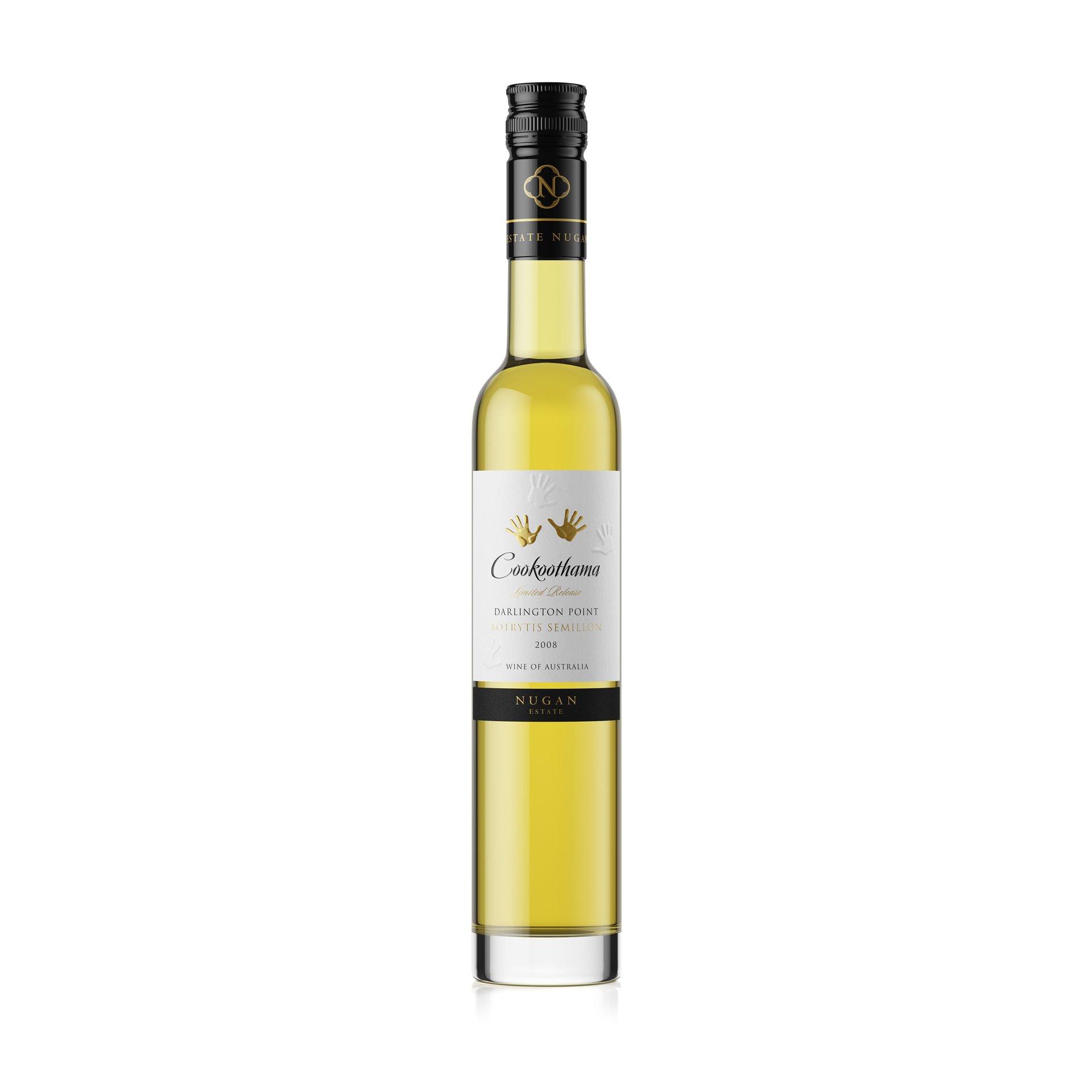 NuganCookoothama wine packaging design