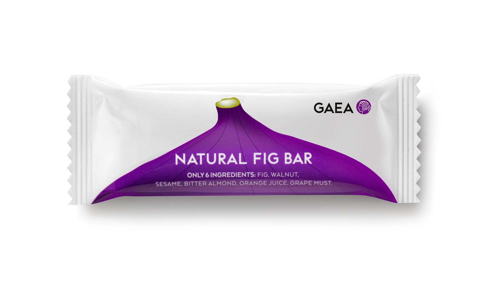 Gaea bar packaging