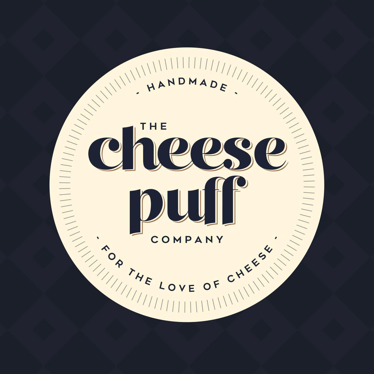 Cheesepuff Company Branding Packaging
