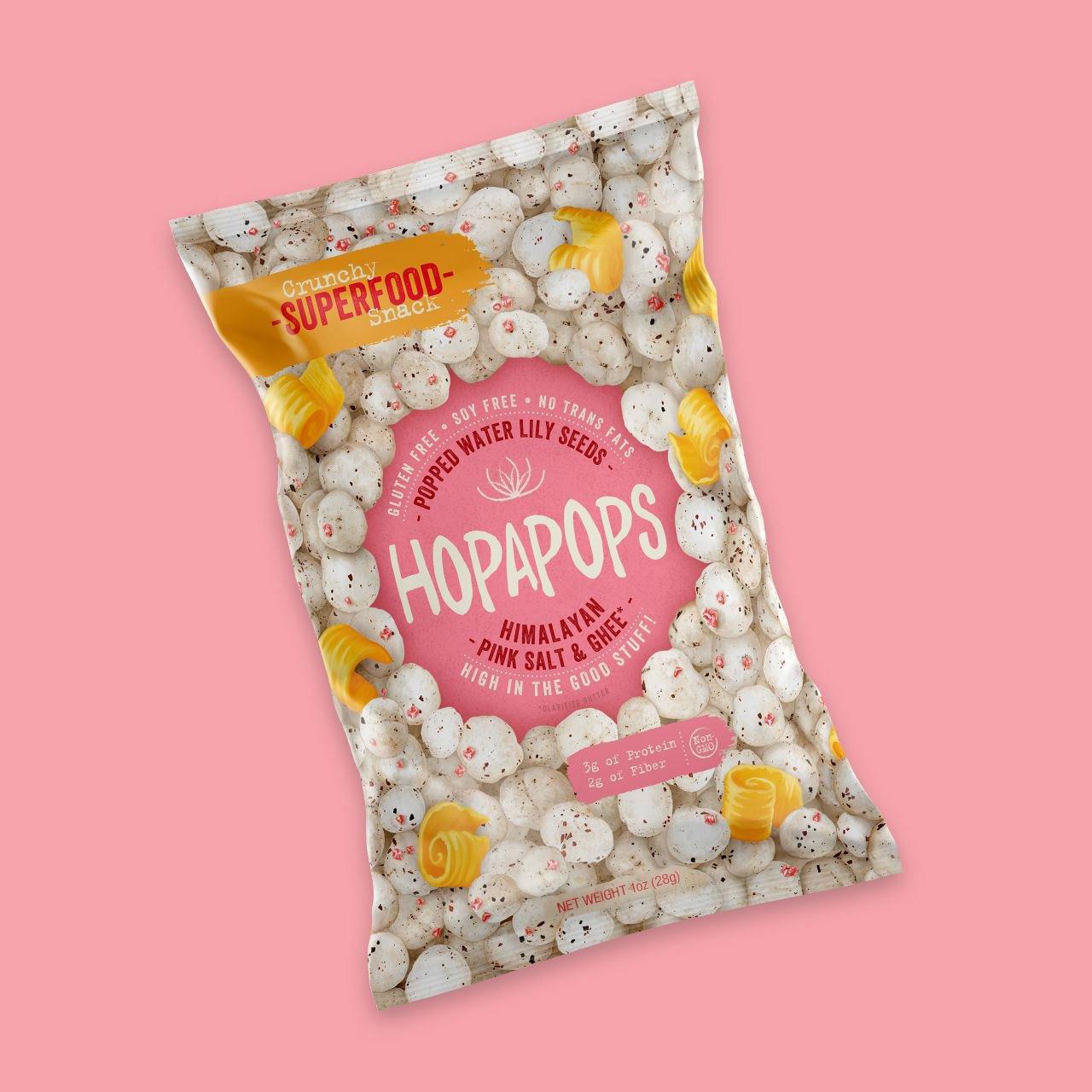Hopapops Branding Packaging Himalayan