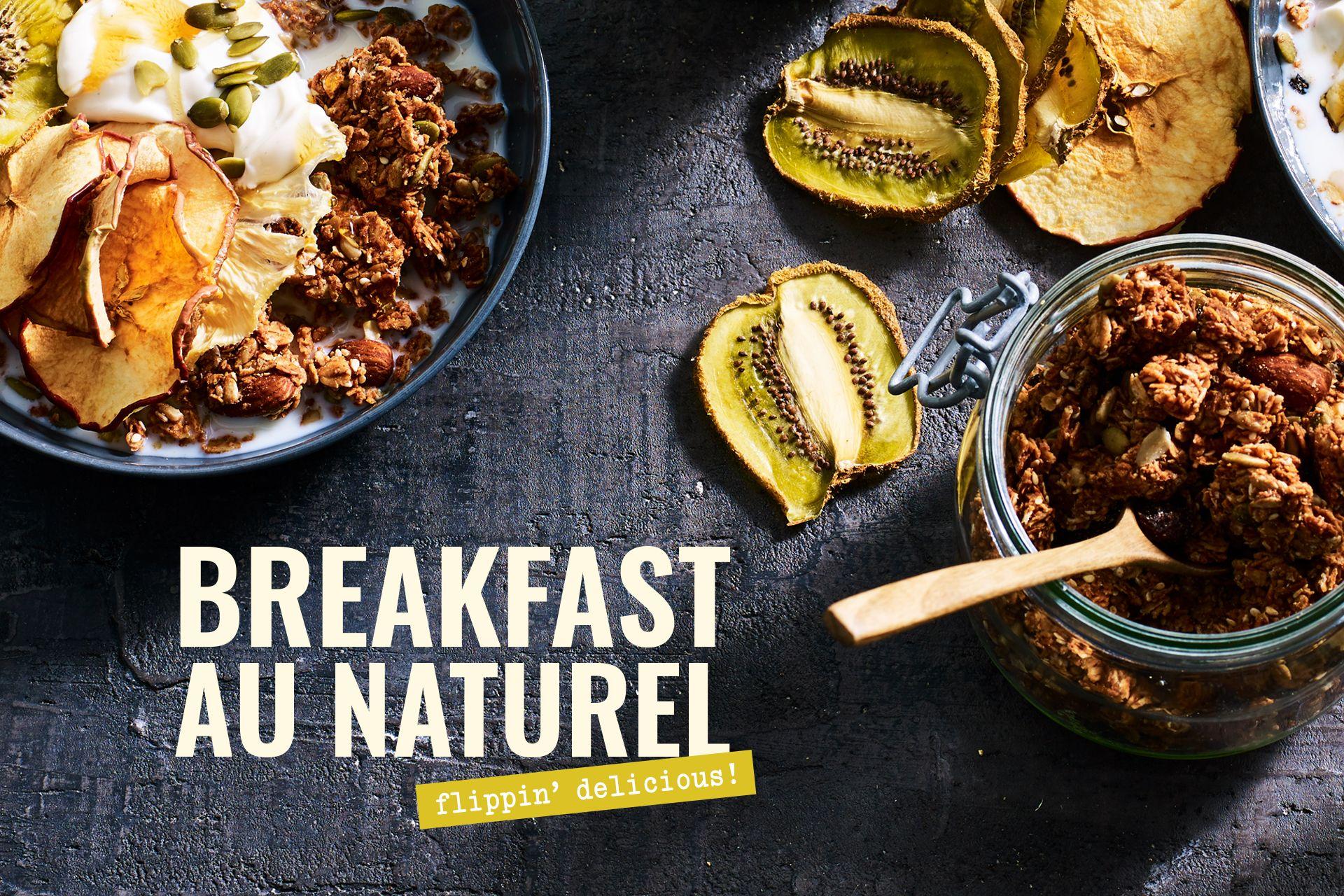 Nudus Breakfast Au Natural Branding