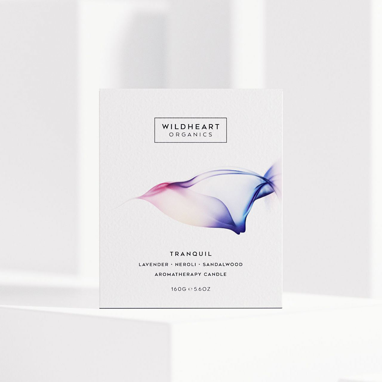 Wildheart Branding Tranquil Candle