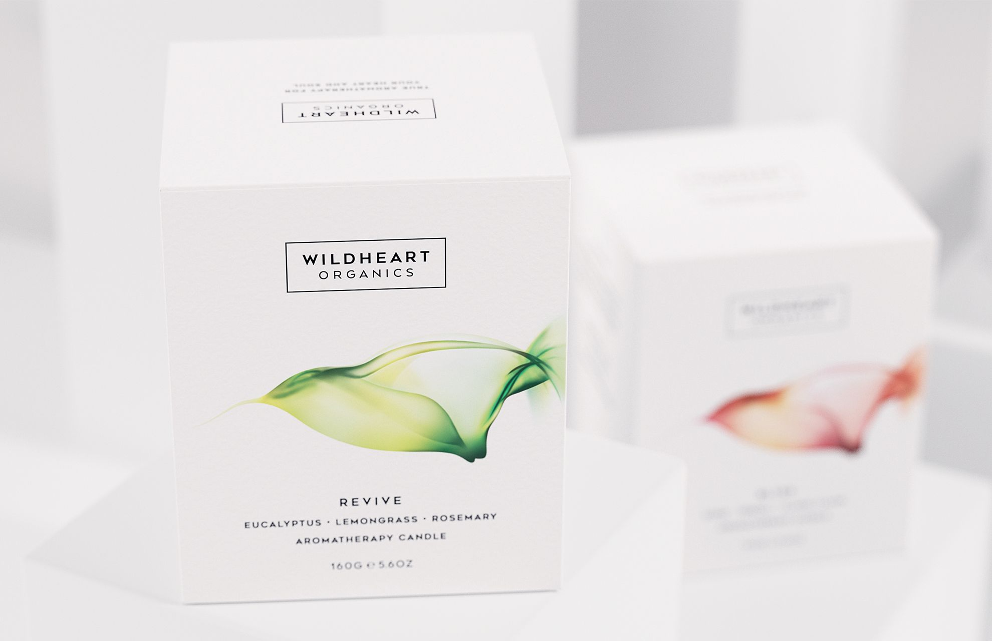 Wildheart Organics Branding Packaging